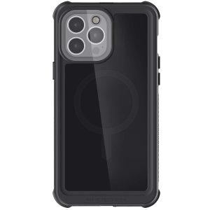 Ghostek Nautical 4 iPhone 13 Pro Max Waterproof Slim Case - Black