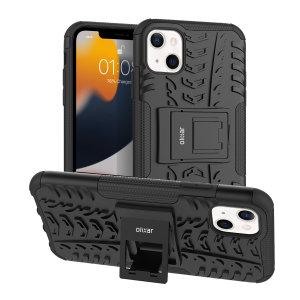 Olixar ArmourDillo iPhone 13 Tough Case - Black