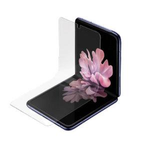 PanzerGlass Samsung Galaxy Z Flip 3 TPU Screen Protector - Black