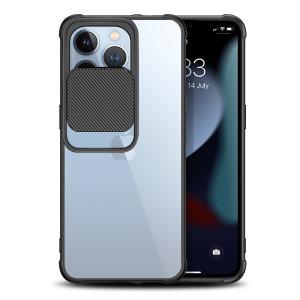 Olixar iPhone 13 Pro Camera Privacy Cover Case - Black