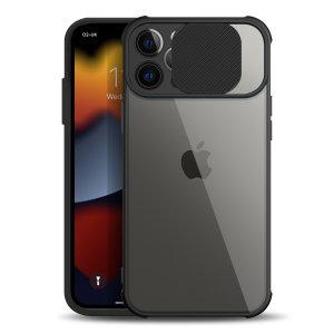 Olixar iPhone 13 Pro Max Camera Privacy Cover Case - Black