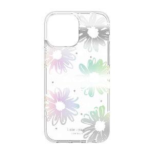 Kate Spade New York iPhone 13 mini Hardshell Case - Iridescent Daisy