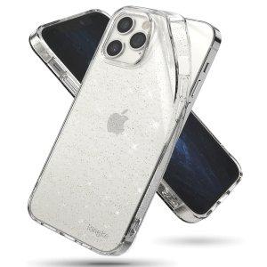 Ringke Air iPhone 13 Pro Glitter Case - Clear