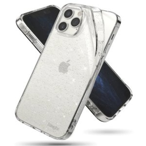 Ringke Air iPhone 13 Pro Max Glitter Case - Clear