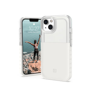 [U] By UAG iPhone 13 Protective Dip Case - Marshmallow