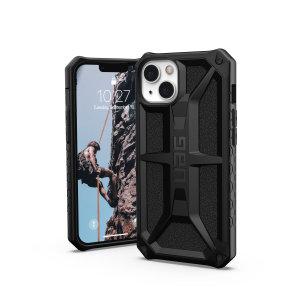 UAG Monarch iPhone 13 Tough Case - Carbon Fibre
