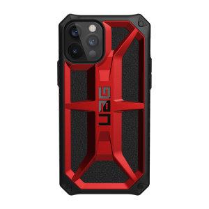UAG Monarch iPhone 13 Pro Max Tough Case - Crimson