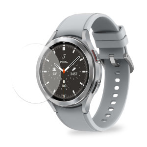 Olixar Samsung Watch 4 Classic Soft Full Cover Screen Protector - 46mm