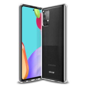 Olixar Flexishield Samsung Galaxy A52s Ultra-Thin Case - 100% Clear