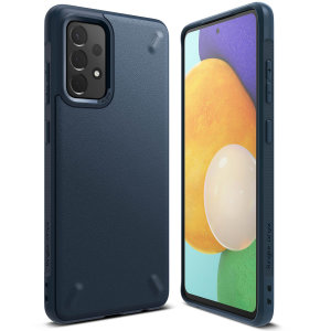 Ringke Onyx Samsung Galaxy A52s Protective Case - Navy