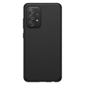 OtterBox React Samsung Galaxy A52s Ultra Slim Protective Case - Black