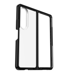 OtterBox Symmetry Flex Samsung Galaxy Z Fold 3 Protective Case - Clear