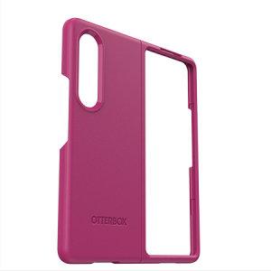 OtterBox Thin Flex Samsung Galaxy Z Fold 3 Ultra-Slim Case - Fuchsia