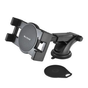 Olixar Universal 7.9 - 12.9 Inch Tablet Car Holder & Stand - Black