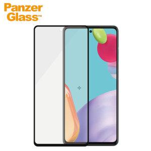 PanzerGlass Samsung Galaxy A52s Glass Screen Protector - Black