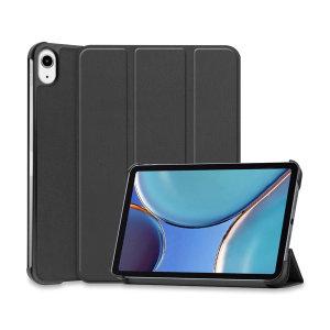 Olixar Leather-Style iPad mini 6 2021 6th Gen. Wallet Case - Black