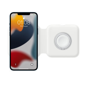 Official Apple iPhone 13 mini Ultra Fast MagSafe Duo Wireless Charger