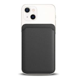 Olixar MagSafe Compatible Card Wallet for iPhone 13 Series - Black