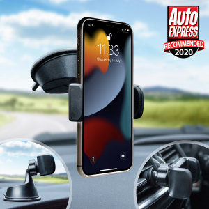 Olixar Windscreen, Dashboard & Vent Car iPhone 13 Pro Holder
