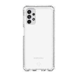 ITSkins Spectrum Samsung Galaxy A32 5G Antimicrobial Case - Clear