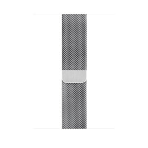 Official Apple Watch Strap 40mm Milanese - Silver