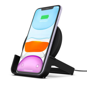 Playa by Belkin 10W Wireless Charging Stand - Black