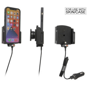 Brodit Active iPhone 12 Series Car Holder & 2 Port USB Charger