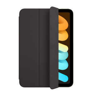 Official Apple iPad mini 6 2021 6th Gen. Smart Folio Case - Black