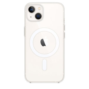 Official Apple iPhone 13 Clear Case With MagSafe