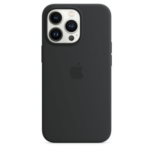 Official Apple iPhone 13 Pro Silicone Case With MagSafe - Midnight
