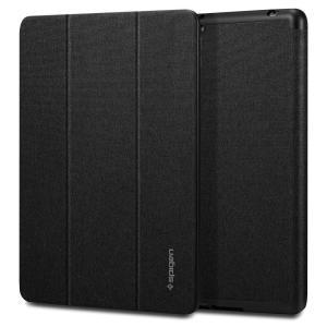 """Spigen Urban Fit iPad 10.2"""" 2019 7th Gen. Wallet Stand Case - Black"""