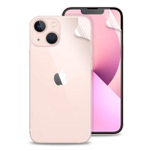 Olixar iPhone 13 mini Front And Back Film Screen Protectors