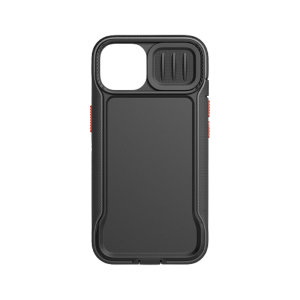 Tech21 iPhone 13 EvoMax Case With Holster - Off Black