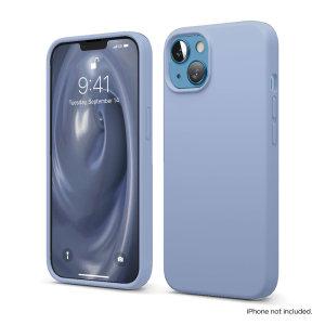Elago Soft Silicone iPhone 13 Case - Light Blue