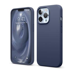 Elago Soft Silicone iPhone 13 Pro Max Case - Light Blue