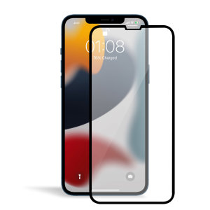 Olixar iPhone 13 mini EZ Fit Tempered Glass Screen Protector