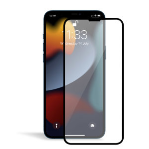 Olixar iPhone 13 Pro Max EZ Fit Tempered Glass Screen Protector
