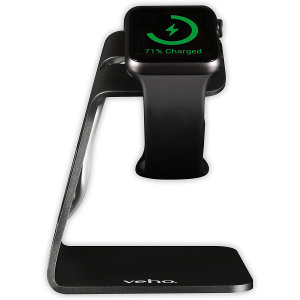 Veho Apple Watch Magnetic Charging Dock - Black