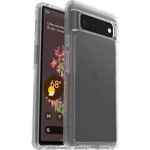 Otterbox Symmetry Google Pixel 6 Ultra-Thin Case - Clear