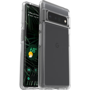 Otterbox Symmetry Google Pixel 6 Pro Ultra-Thin Case - Clear