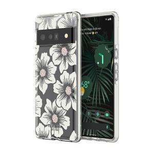 Kate Spade New York Google Pixel 6 Hardshell Case - Hollyhock Floral