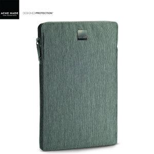 Acme Made 15 inch MacBook Pro Street Sleeve - Grey / Green