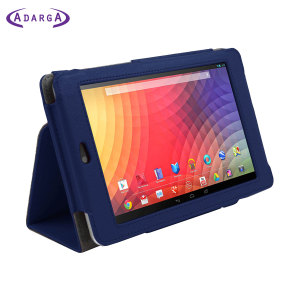 Adarga Folio Stand Google Nexus 10 - Blue
