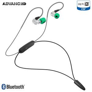 ADVANCED SOUND Model 3 Hi-resolution Wireless In-ear Monitors - Clear
