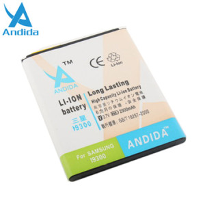 Andida Extended Samsung Galaxy S3 Battery - 2300 mAh