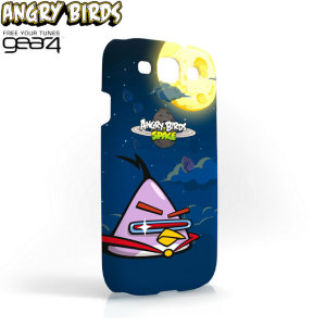 Angry Birds Case For Samsung Galaxy S3 - Angry Birds In Space