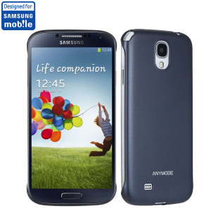 Anymode Samsung Galaxy S4 Hard Case - Black