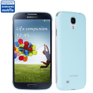 Anymode Samsung Galaxy S4 Hard Case - Blue