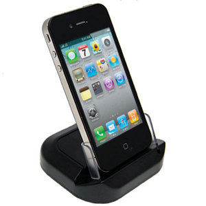 Apple iPhone 4S / 4 USB Desktop Sync & Charge Cradle