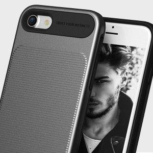 Araree Amy iPhone 7 Case - Gun Metal Grey